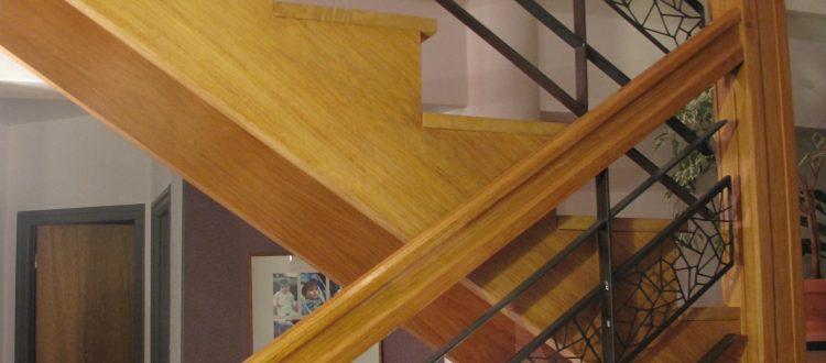 rambarde d escalier design acier soudure atypique. Black Bedroom Furniture Sets. Home Design Ideas